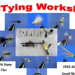 Annual Brodhead TU Chapter Beginner Fly-Tying Class Begins January 10, 2015