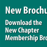 New Chapter Membership Brochure Available to Download