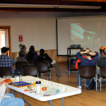 Brodhead TU Members Presented Intro to Fly-Fishing at PEEC on April 26