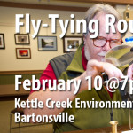 Annual Fly-Tying Round Robin February 10