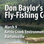March Meeting Features Don Baylor's Fly-Fishing Colorado