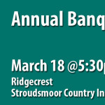Tickets Available for the 18th Annual Brodhead Chapter of Trout Unlimited Banquet