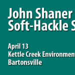 April Meeting Features John Shaner's Soft-Hackle Secrets