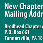 New Chapter Mailing Address