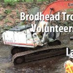 Brodhead Chapter Trout Unlimited Volunteers Contributed Over 1,600 Hours Last Fiscal Year