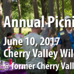 Annual Chapter Picnic June 10 at Cherry Valley National Wildlife Refuge