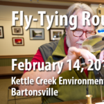 Fly Tying Round Robin February 14