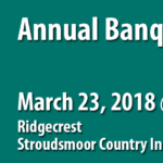 Tickets Available for 20th Annual Brodhead Trout Unlimited Banquet